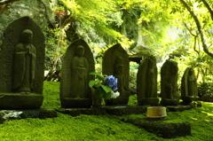 石仏への願い
