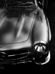 GT roman ~ メルセデスベンツ 300SL