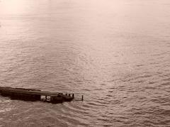 孤高の桟橋
