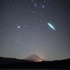 2012年 ふたご座流星群