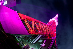 Pink Ribbon Tower 2009