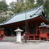 日光 二荒山神社 拝殿