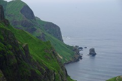 P1522礼文島の猫岩