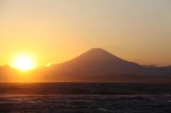 江ノ島から