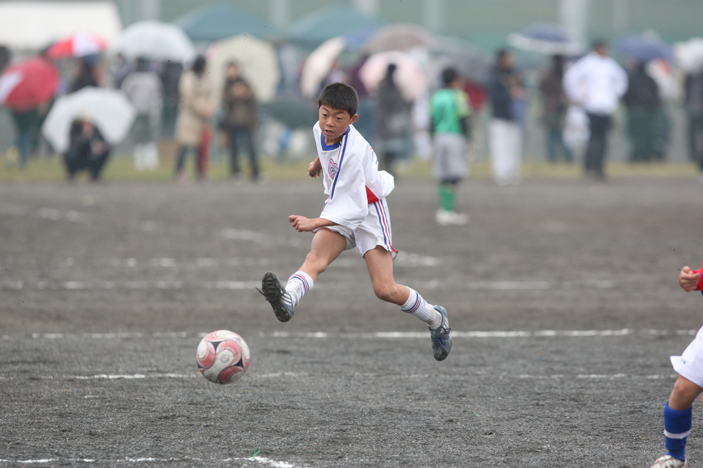 ジュニアサッカー フェアプレーカップ