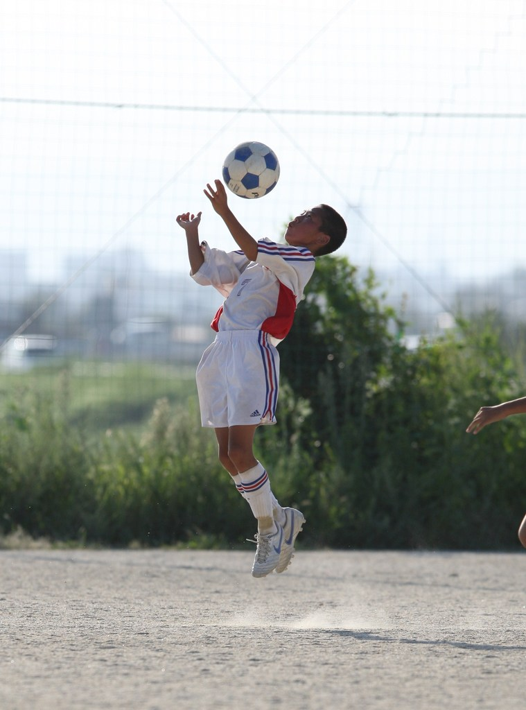 ジュニアサッカー