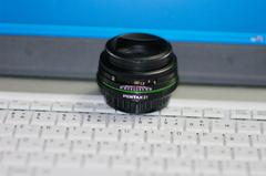 FA☆85mmF1.4 開放試写