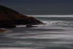 ざわめく海