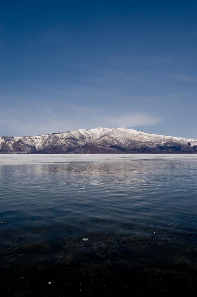 Hokkaido Lake Kussharo