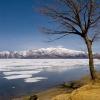 Lake Kussharo, 屈斜路湖