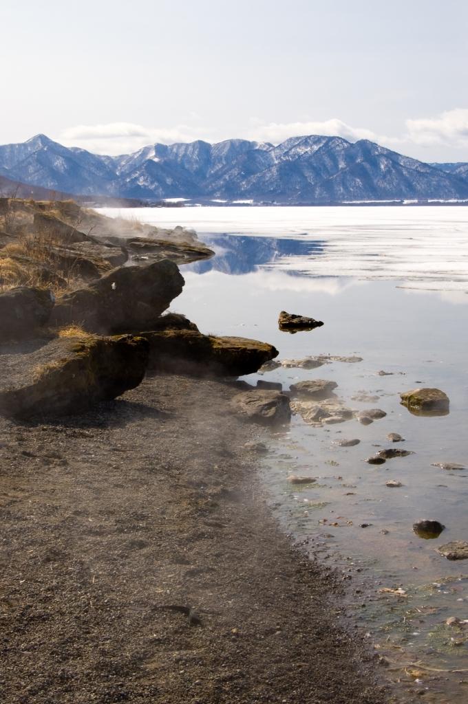 Hokkaido-Lake Kussharo