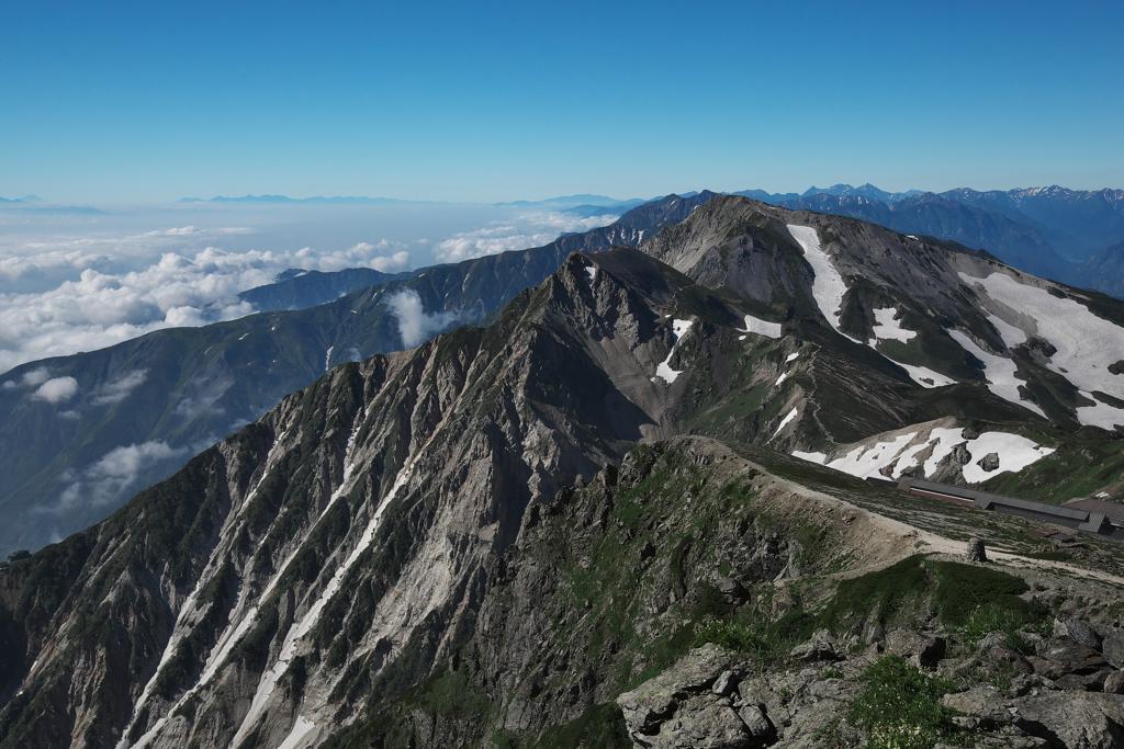 山頂にて想う