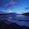 湖氷の記憶