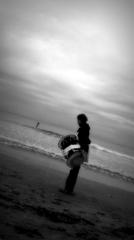 影絵小屋・逗子海岸