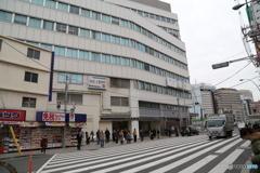天王寺駅北口