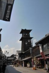 川越(埼玉県)のシンボル