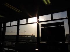 空港の光芒