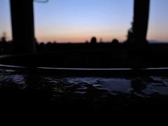 二月堂から見た夕景2