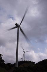 超大型扇風機(笑)