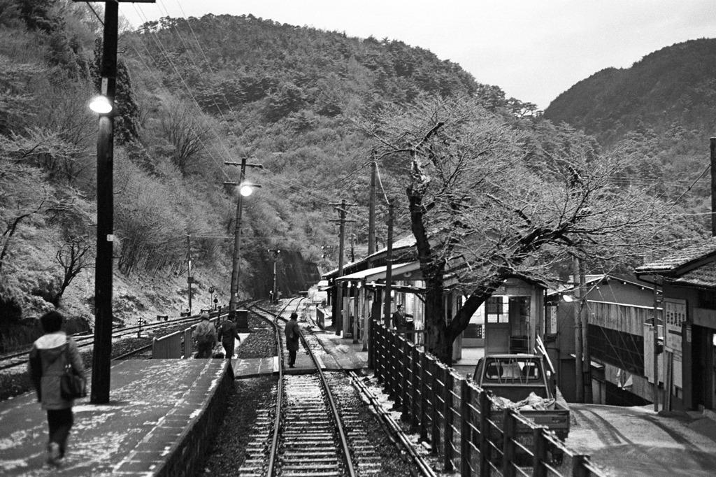 昭和劇場 「武田尾駅」