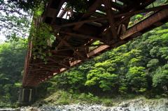 沈黙の鉄橋