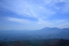 四阿山山頂