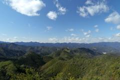 熊野三千六百峰