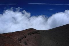 天空の稜線