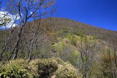 赤城山登山