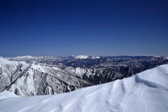おととい登った山