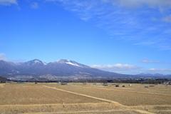 浅間山の眺望