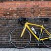 赤れんがと自転車