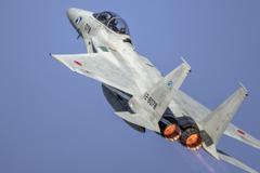岐阜基地航空祭-F-15 AB
