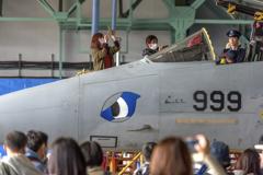岐阜基地航空祭-地上展示 F-15
