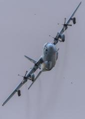 岐阜基地航空祭ーC-130H