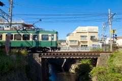 江ノ電のある風景