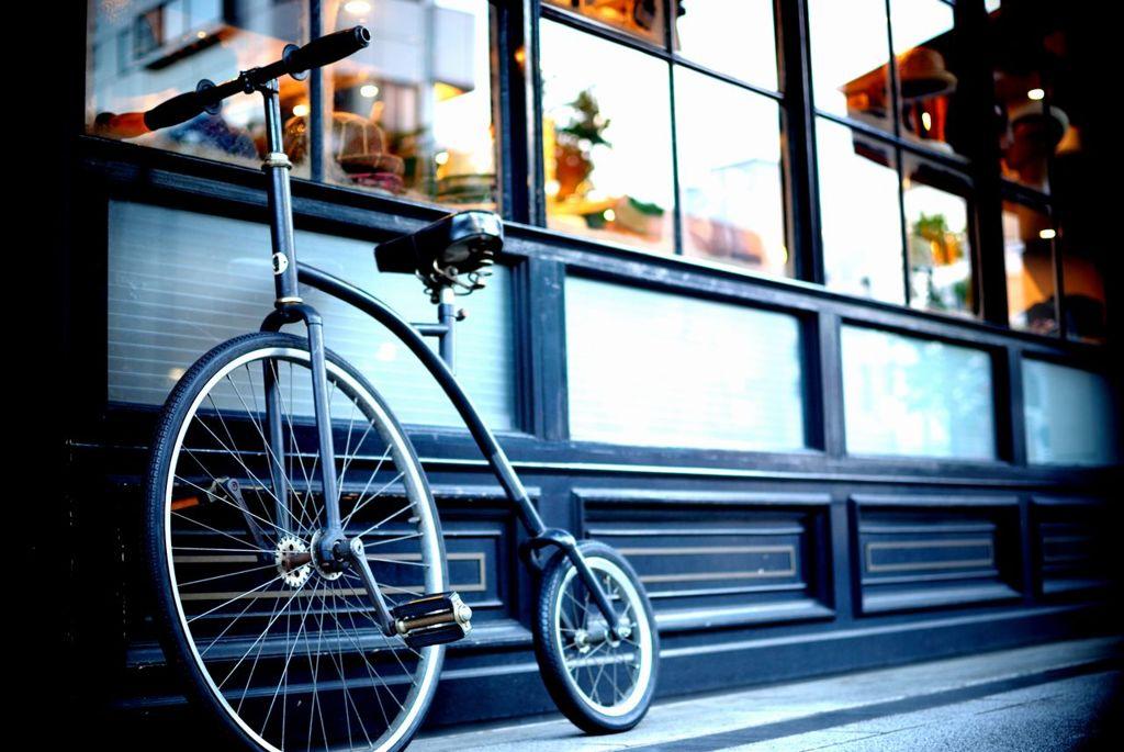 午後自転車