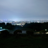 札幌都市夜景 旭山記念公園