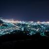 Night view of  Otaru