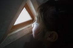 城巡り 三角窓