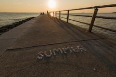海を見に行こう -夏
