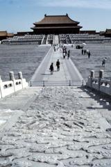 故宮博物館の広さを感じて!
