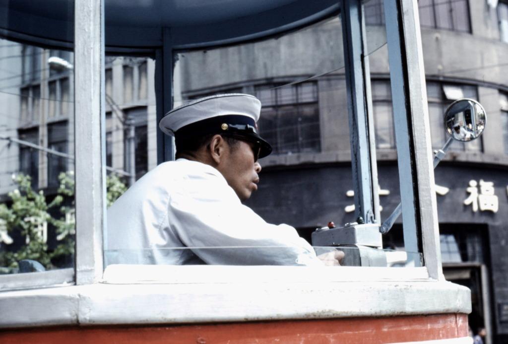 最先端の警察官です!