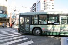 えっ、都営バス?