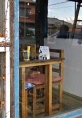 カフェの景色