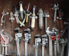プロの工具