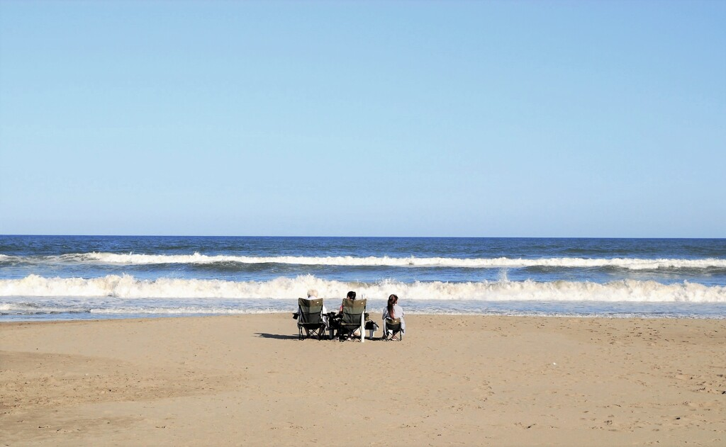 海辺の特等席