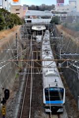 トンネル駅