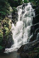福岡糸島・白糸の滝