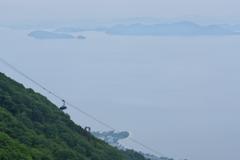 琵琶湖遠望2